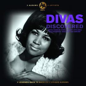 3 PŁYTOWY ALBUM - DISCOVERED DIVAS MPW552