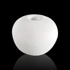 Wazon Świecznik praca Marka Kotarby ceramika porcelana nieszkliwiona C241 (2)